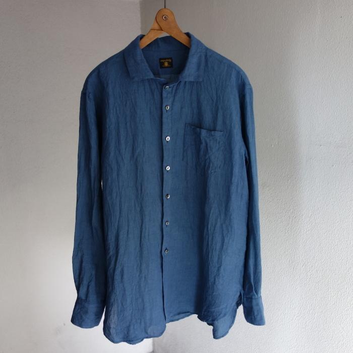 5月の製作 / DA linen easy shirt_e0130546_13322058.jpg