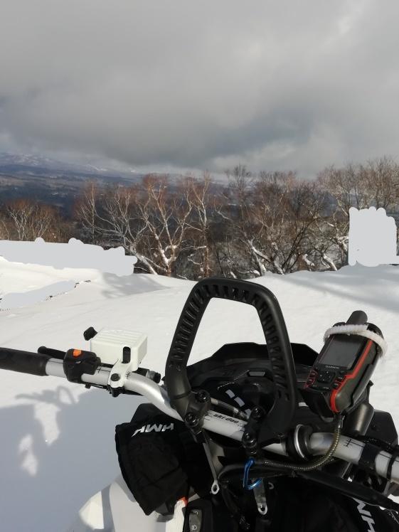 特殊任務 冬季の荷揚げ_f0044558_10201122.jpg