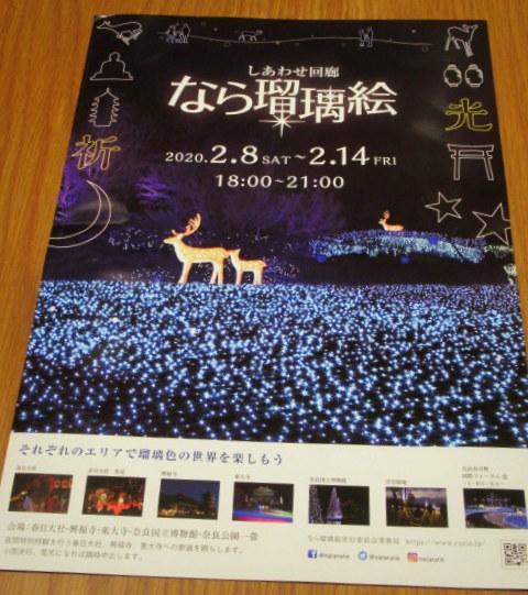 奈良 瑠璃 絵 2020