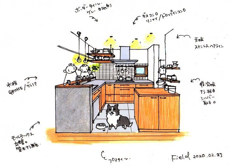 キッチンの提案_f0324766_18073120.jpg