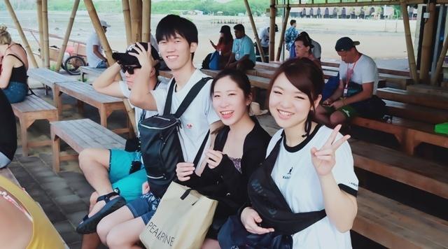 今朝の桟橋は日本人がいっぱい_d0083068_10370239.jpg