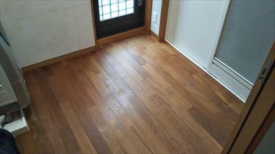 床のメンテナンス_d0165772_18003328.jpg