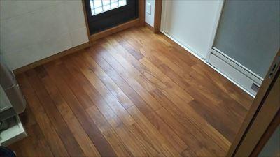 床のメンテナンス_d0165772_18004470.jpg