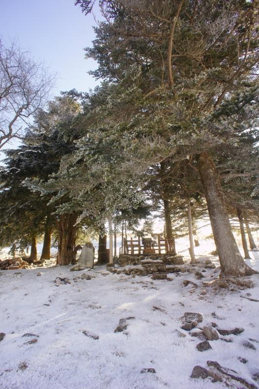 2月27日 積雪少し戻りました。_f0235376_23175838.jpg