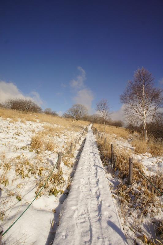 2月27日 積雪少し戻りました。_f0235376_23285244.jpg