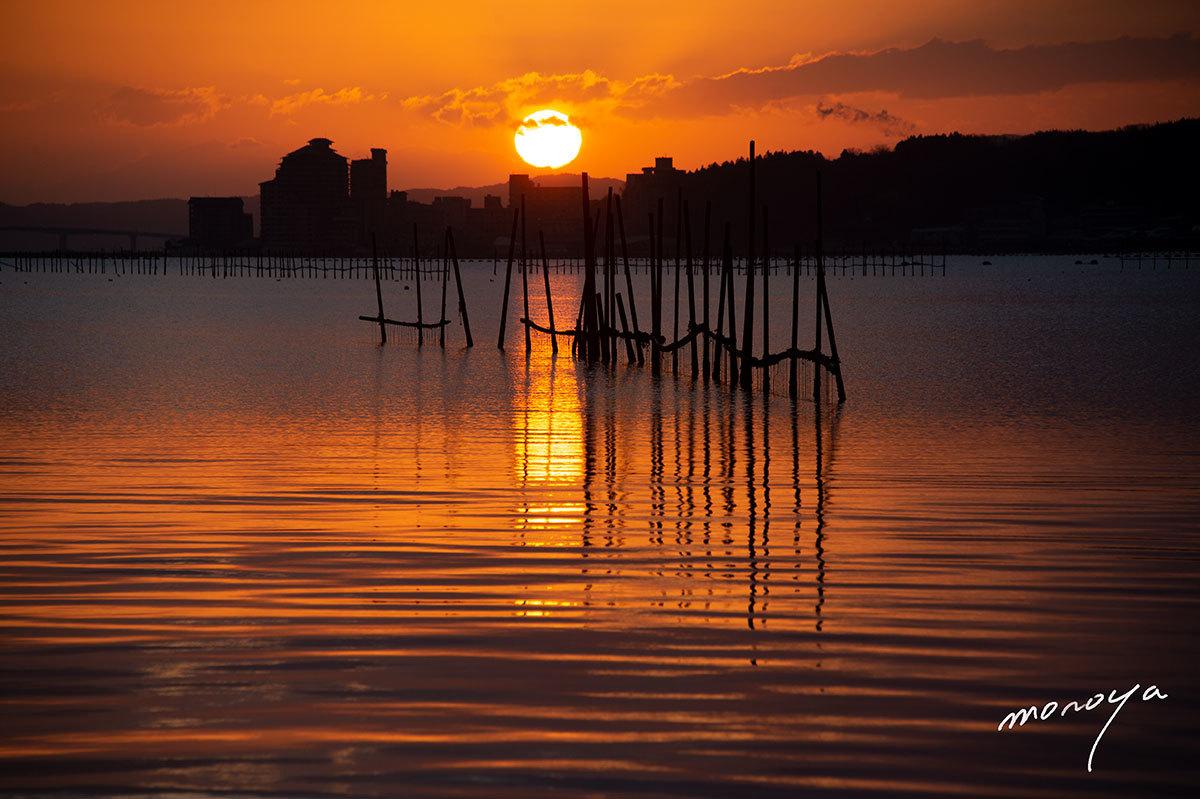 夜明けの海_c0085877_06114918.jpg