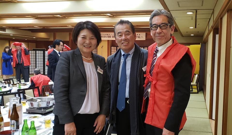 高知青年会議所の昭和35年生まれの還暦祝い。_c0186691_19380830.jpg
