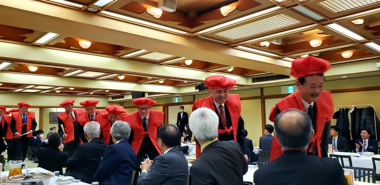 高知青年会議所の昭和35年生まれの還暦祝い。_c0186691_19391566.jpg