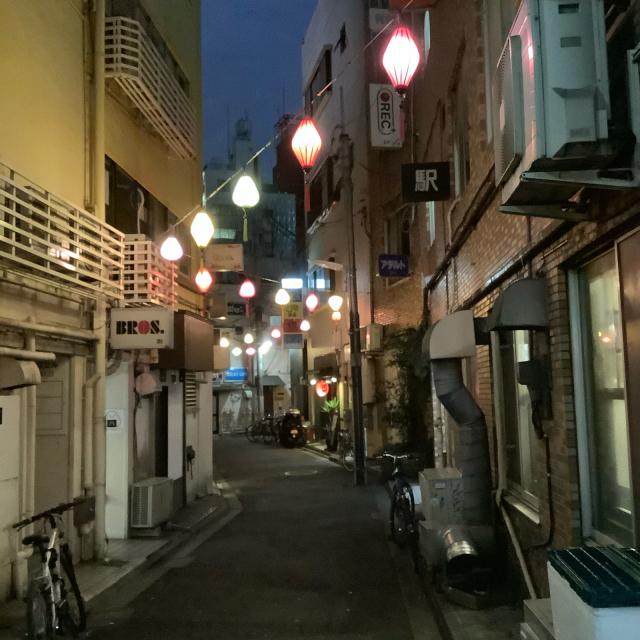 新宿2丁目に残された青線跡の路地。_a0334793_04540699.jpg