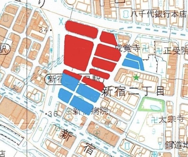 新宿2丁目に残された青線跡の路地。_a0334793_04540845.jpg