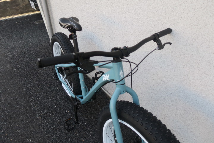 マンハッタンATB-200 ファットバイク納車!_c0132901_20084266.jpg