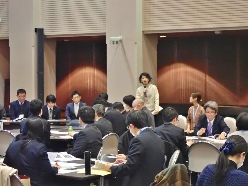 県の「地域づくりサポートチーム活動報告会」が開かれました_c0336902_20465657.jpg