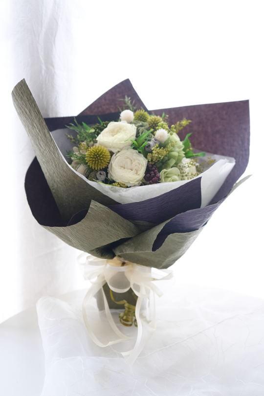 プロポーズ用の花束💕_a0136507_10392213.jpg