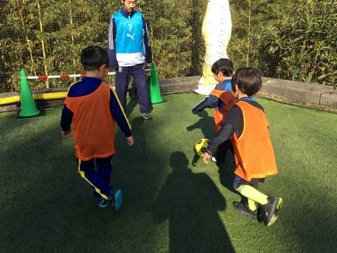 ゆるUNO 2/24(月・祝) at UNOフットボールファーム_a0059812_16555093.jpg