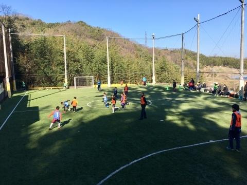 ゆるUNO 2/24(月・祝) at UNOフットボールファーム_a0059812_16564073.jpg