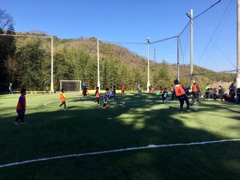 ゆるUNO 2/24(月・祝) at UNOフットボールファーム_a0059812_16564591.jpg