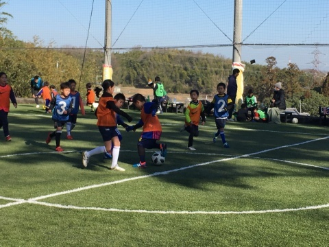ゆるUNO 2/24(月・祝) at UNOフットボールファーム_a0059812_16571061.jpg