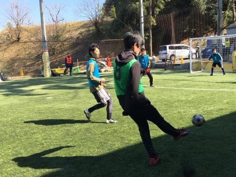 ゆるUNO 2/24(月・祝) at UNOフットボールファーム_a0059812_16584647.jpg