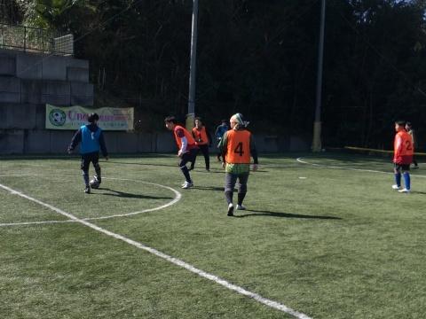 ゆるUNO 2/24(月・祝) at UNOフットボールファーム_a0059812_16584993.jpg