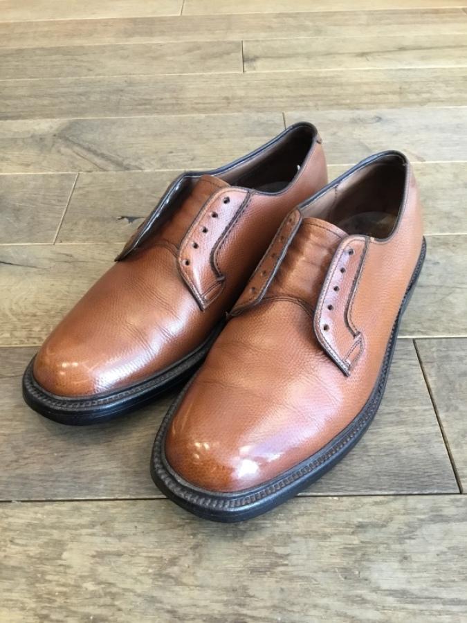 ヴィンテージ靴の強い味方、「モールドクリーナー」_f0283816_14413347.jpg