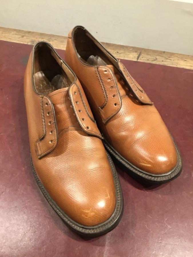 ヴィンテージ靴の強い味方、「モールドクリーナー」_f0283816_14413518.jpg