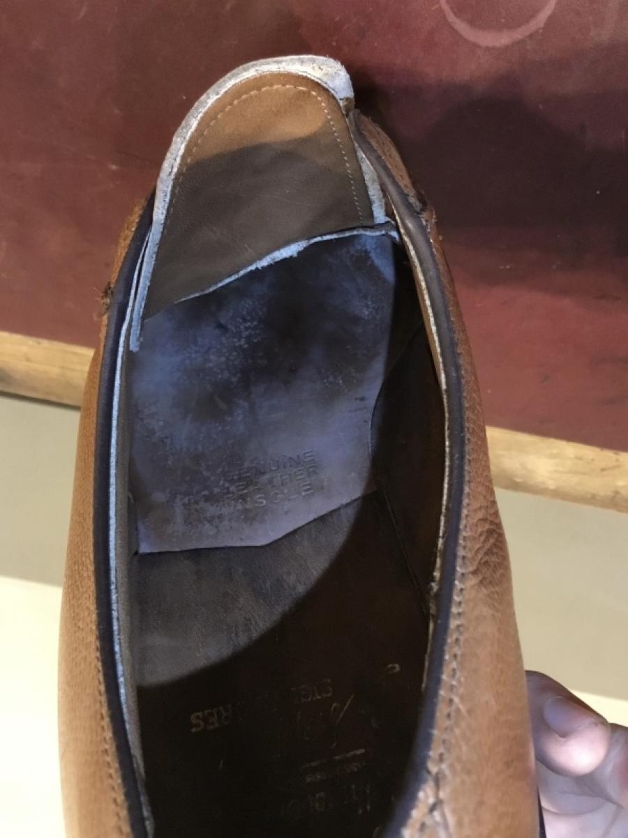ヴィンテージ靴の強い味方、「モールドクリーナー」_f0283816_14413542.jpg