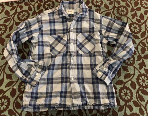 アメリカ仕入れ情報#16  50s Penny's タウンクラフト all cotton shirts!_c0144020_14323949.jpg