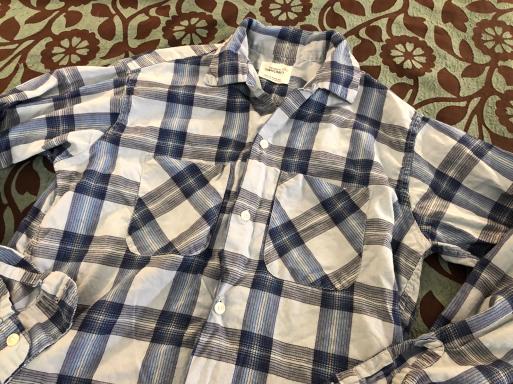 アメリカ仕入れ情報#16  50s Penny's タウンクラフト all cotton shirts!_c0144020_14324590.jpg