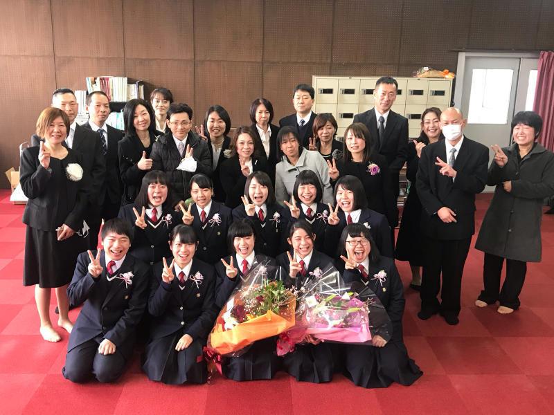 第72回おかやま山陽高校卒業証書授与式_d0016622_13290395.jpg