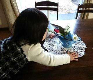 お花を楽しんで 子供のいけばな_c0165824_14114053.jpg