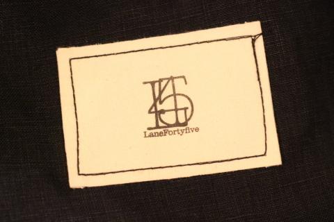 """イギリス・ロンドン発「LaneFortyfive」 \""""SQUARED\"""" ご紹介_f0191324_07592635.jpg"""