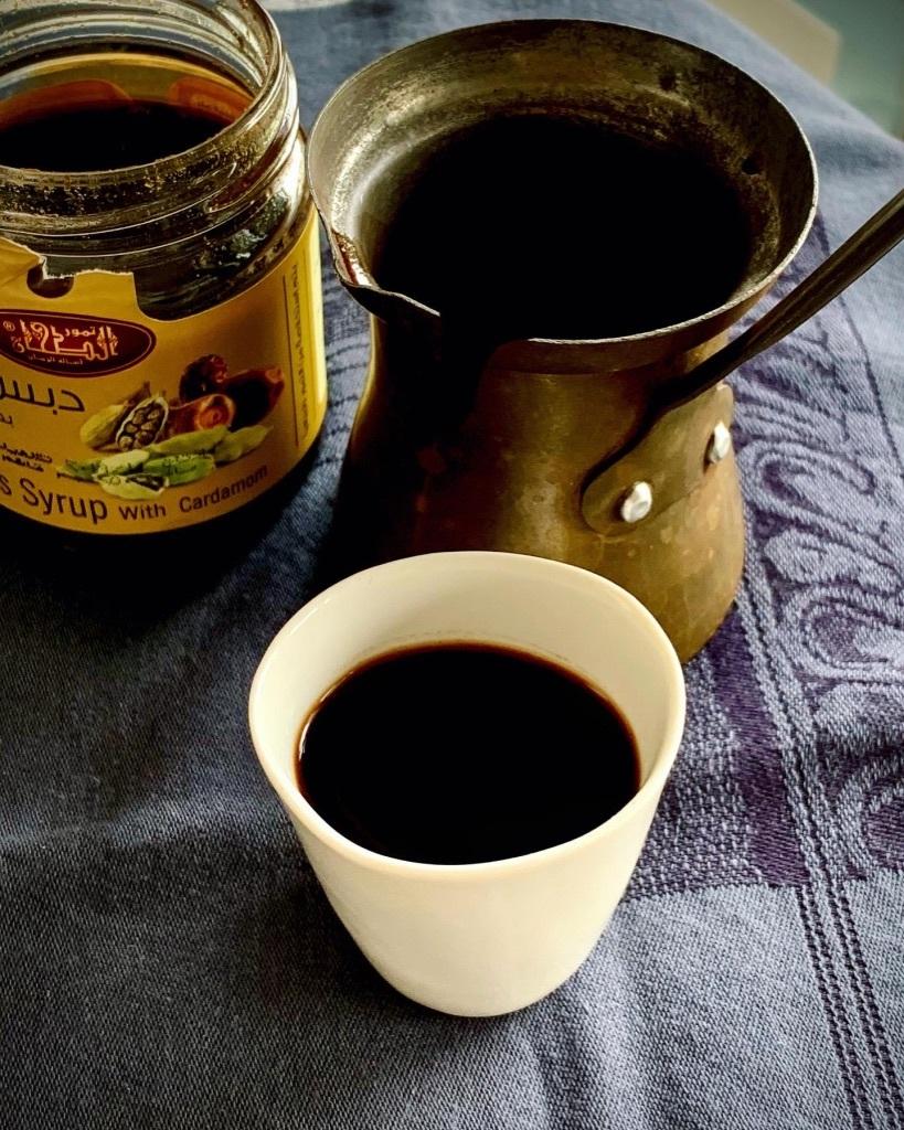 エジプシャン・コーヒー カルダモンの香り〜_e0243332_16343350.jpg