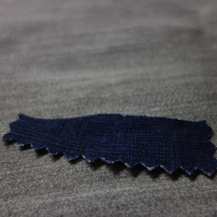 5月の製作 / DA indigolinen easy shirt by dealer made [別注品]_e0130546_16263980.jpg