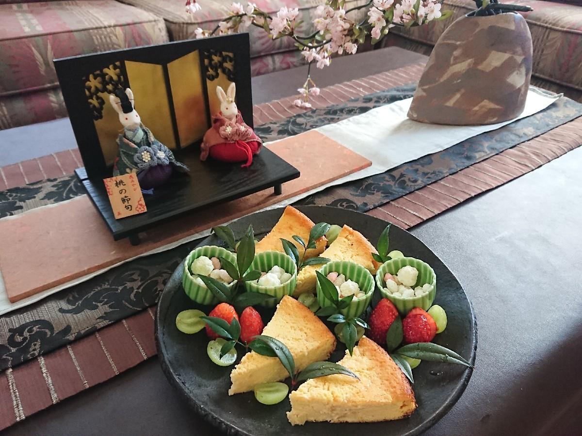 「優しい時間」2月の料理教室が終了しました。_f0323446_16382982.jpg