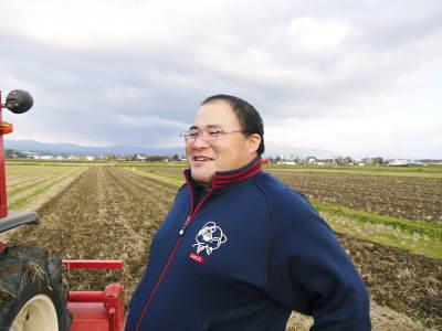 砂田米 熊本県菊池市七城町『砂田のこだわりれんげ米』令和2年もれんげを有機肥料にする土つくりです_a0254656_17352765.jpg