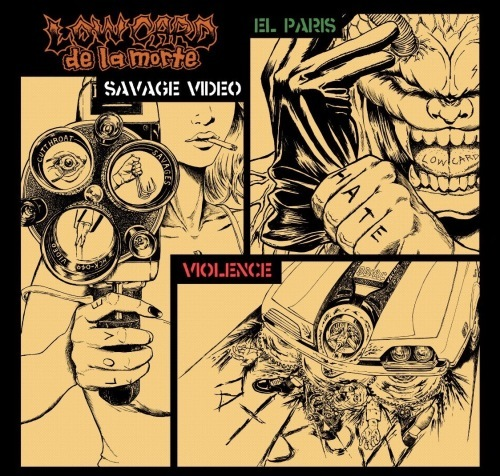 "HCK-049 LOW CARD de la morte \""el Paris savage video violence"" CD_d0028657_10355525.jpg"