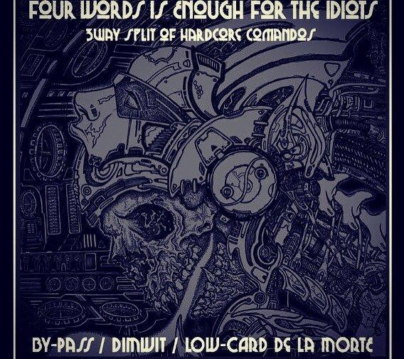 "HCK-049 LOW CARD de la morte \""el Paris savage video violence"" CD_d0028657_12341578.jpg"