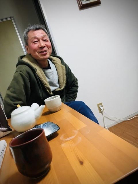 【200227:木】+++山中君と回転寿司、そして太くんの部屋へ+++_f0327767_14491447.jpg