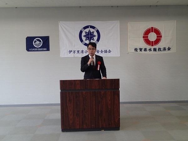 伊万里湾小型船安全協会総会_a0077071_11043890.jpg