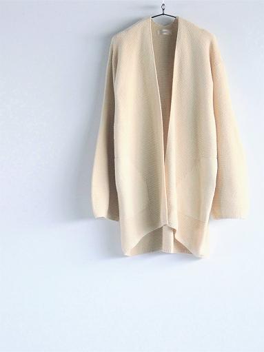 unfil mulberry & raw silk knit cardigan _b0139281_1735597.jpg