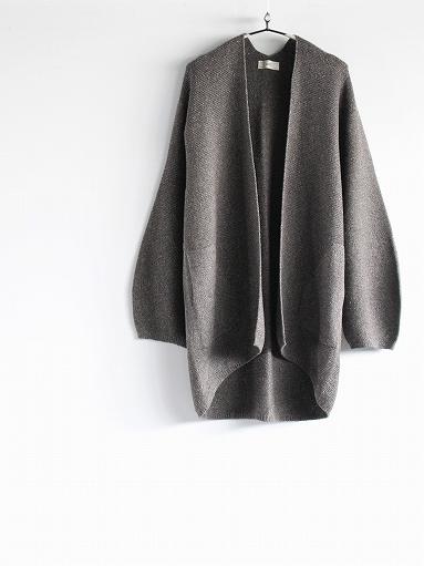 unfil mulberry & raw silk knit cardigan _b0139281_17362219.jpg