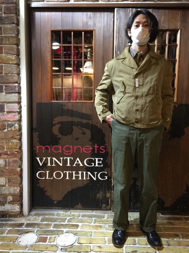 マグネッツ神戸店 3/4(水)Vintage入荷! #2 US.Military Part2!!!_c0078587_20573495.jpg