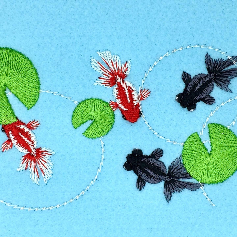 カタルシスな金魚池刺繍ϵ( \'Θ\' )϶_e0385587_21193460.jpeg