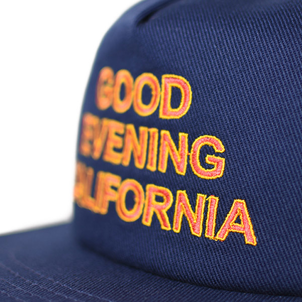 【DELIVERY】 STANDARD CALIFORNIA - Good Evenimg California Twill Cap_a0076701_17181600.jpg