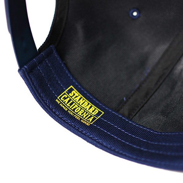 【DELIVERY】 STANDARD CALIFORNIA - Good Evenimg California Twill Cap_a0076701_17184360.jpg