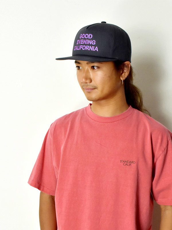 【DELIVERY】 STANDARD CALIFORNIA - Good Evenimg California Twill Cap_a0076701_17203840.jpg