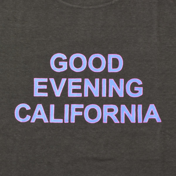 【DELIVERY】 STANDARD CALIFORNIA - Good Evenimg California T_a0076701_17345084.jpg