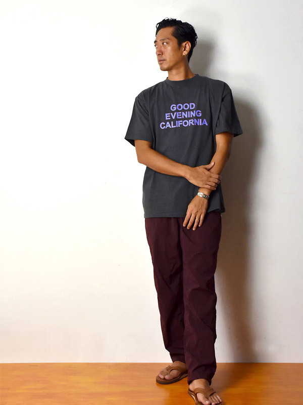 【DELIVERY】 STANDARD CALIFORNIA - Good Evenimg California T_a0076701_17353017.jpg