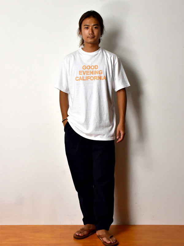 【DELIVERY】 STANDARD CALIFORNIA - Good Evenimg California T_a0076701_17354945.jpg