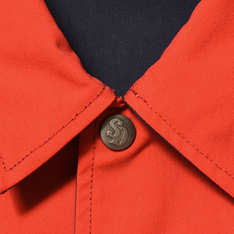 【DELIVERY】 STANDARD CALIFORNIA - Reversible Coach Jacket_a0076701_17463322.jpg